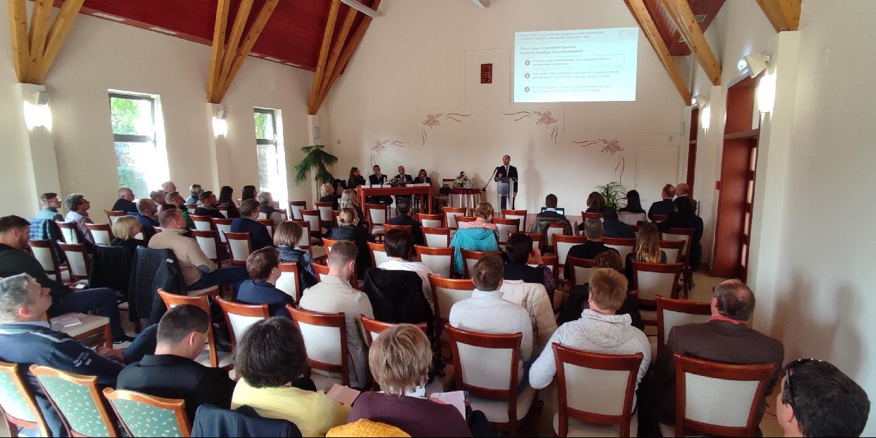 Minisztériumi előadók, jelentős céges érdeklődés az első Vörösvári Partnerségi Fórumon